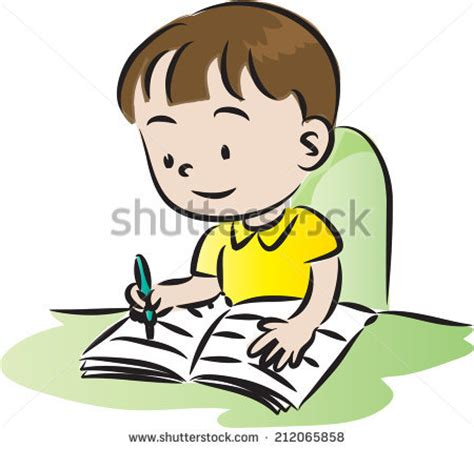 How to Write a Report For Kids Synonym